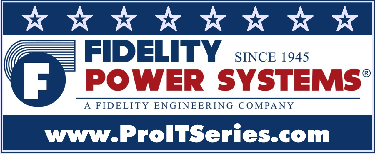 Fidelity Power Systems Pro IT Series